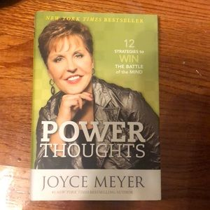 Brand New Book Power Thoughts